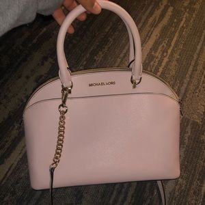 Medium Blush Pink Michael Kors Purse